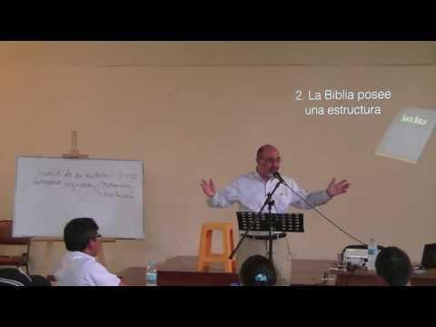 La Teología Bíblica: Jesús a través de toda la Biblia -3 -Michel Sugelen