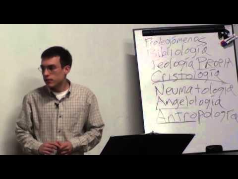 Grandes Doctrinas De La Biblia - Introducción Al Estudio De La Teología: 1a Parte