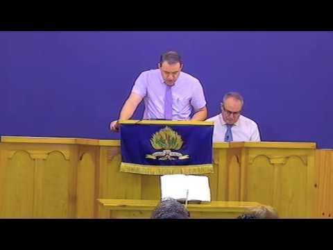 El gozo del creyente al estar delante de Dios - Pablo Pérez