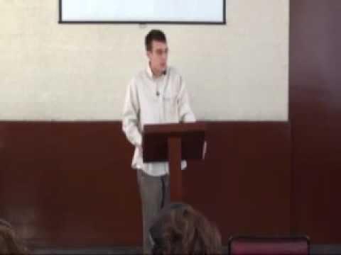 Josef Urban - La Justicia, El Pecado Y La Regeneración - 1 Juan 3:7-9