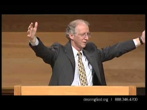 John Piper - The Secret To Knowing God