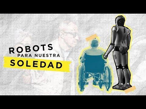Reflexiones Cristianas - Robots para nuestra soledad