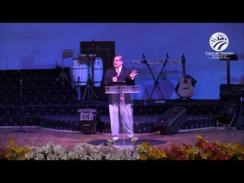 Predicación y ministración - Tony Martín del Campo