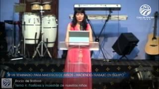 Pastores y maestros de nuestros niños - Rocío de Borboa