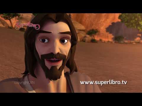 Superlibro Los Milagros de Jesús