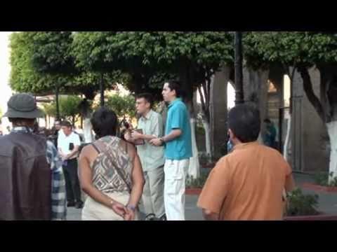 ¿Estas Listo Para El Dia De Juicio? - Predicacion al aire libre en Guadalajara