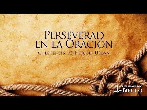Josef Urban - Perseverad En La Oración