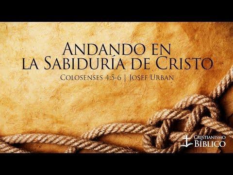 Josef Urban - Andando En La Sabiduría De Cristo