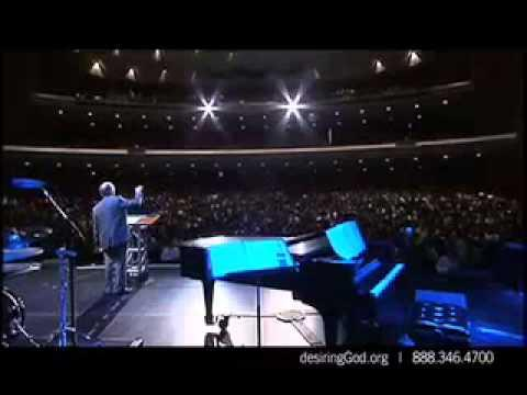 John Piper - God Does Everything For His Own Glory