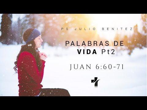 Bellas palabras de vida (segunda parte) - Juan 6:66-71