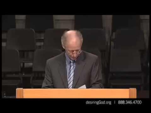 John Piper - God Is Dangerous Apart From Jesus Christ