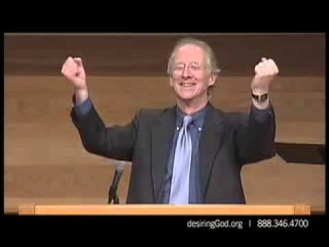 John Piper - Mercy, Love And Grace