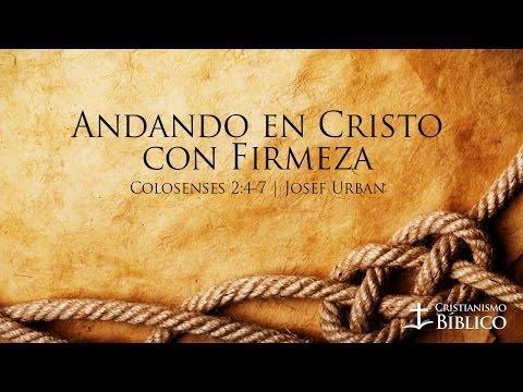 Josef Urban -Andando En Cristo Con Firmeza - Josef Urban