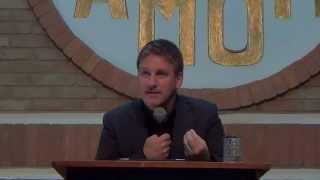 Luis Rodas - Una comunidad que vive por la actividad futura de Dios