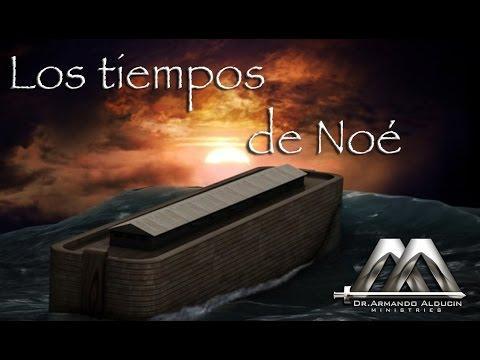 LOS TIEMPOS DE NOÉ No. 4 - Armando Alducin