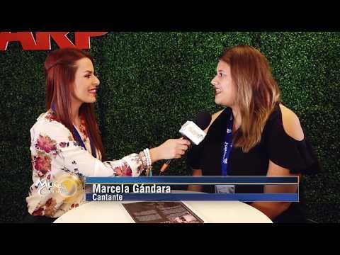 Marcela Gándara nos Acompaña desde  Expolit 2017