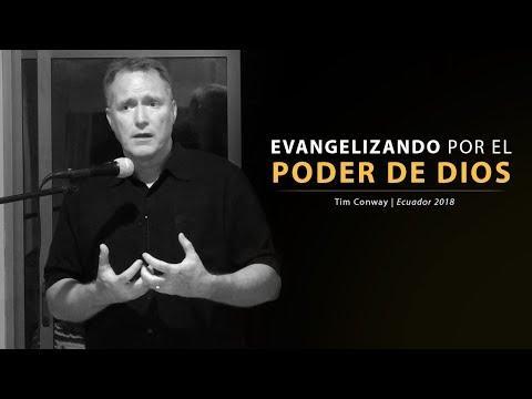 Tim Conway - Evangelizando por el Poder de Dios
