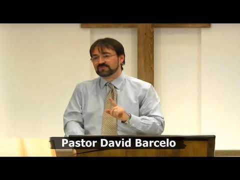 Vence con el Bien el Mal -  David Barcelo -  Predicaciones estudios bíblicos (Romanos 12:21)
