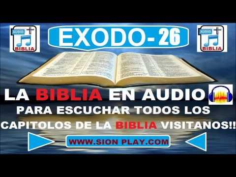 La Biblia Audio(Exodo-26)