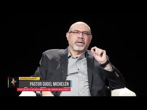 Pastor Sugel Michelén - Por Su Causa 2018: Sé Santo Porque Él es Santo
