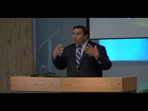 El Diseño De Dios Para Los Hombres Y Mujeres En La Iglesia Pt 1 - Ramon Covarrubias