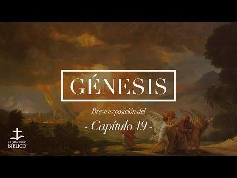 Héctor Bustamante - Breve exposición de Génesis 19