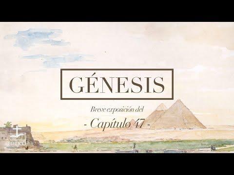 Héctor Bustamante - Breve exposición de Génesis 47 (Peregrinos en Egipto)