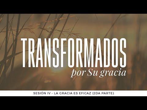 Pastor Héctor Salcedo - La Gracia es Eficaz (2da parte)
