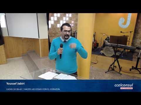 Youseff Jabiri - Hacer las cosas de corazón - Lucas 10:38-42