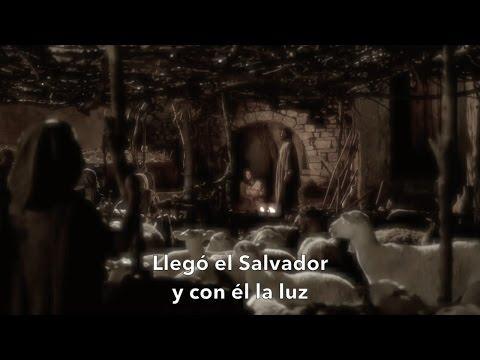 Llegó el Salvador, el Hijo de Dios