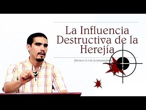 La Influencia Destructiva De La Herejía - Aaron Block