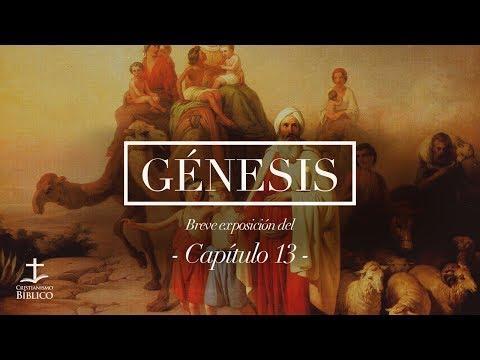 Josef Urban - Breve exposición de Génesis 13