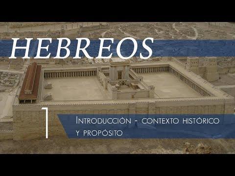 José Luis Peralta - Introducción de la carta a los Hebreos