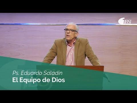 """Eduardo Saladín. - """"El Equipo de Dios"""""""