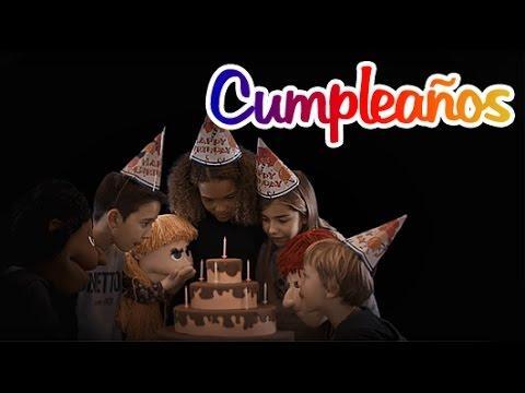 Cumpleaños Feliz-  Video Oficial - El Show De Canta Y Rie