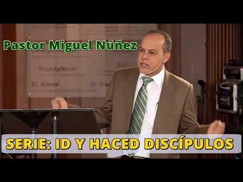 EL COSTO DEL DISCIPULADO - Predicaciones estudios bíblicos -Pastor Miguel Núñez
