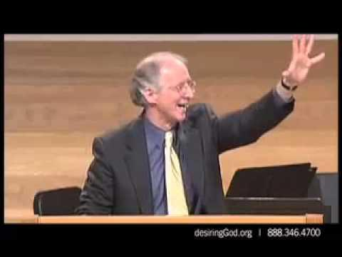 John Piper - A Means Of People Being Born Again