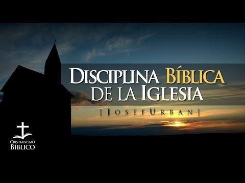 Josef Urban - El Mensaje Que Les Da Miedo A Muchos Pastores (Disciplina Bíblica De La Iglesia)