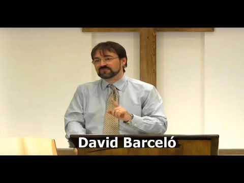 El Cordero de Dios  -  Predicaciones estudios bíblicos  (Juan 1:29-34) - David Barcelo