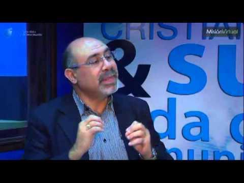 Sugel Michelén - Conferencia Bíblica 2012: Entrevista Al Ps.