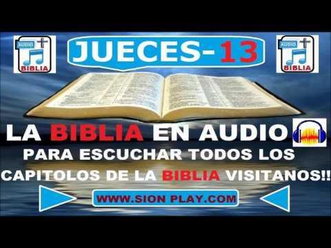 La Biblia Audio  (JUECES  Capitulo 13)