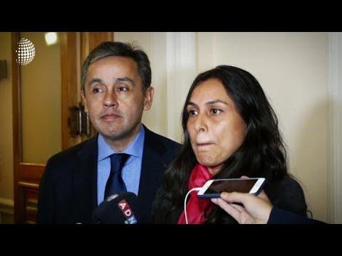"""Bancada evangélica exige al presidente Sebastián Piñera """"retractarse"""" tras su empatía con la comunid"""
