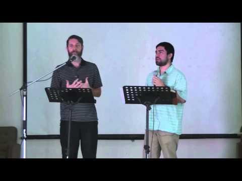 El Evangelio Y La Vida Del Pastor (01)  -Jamey Tucker