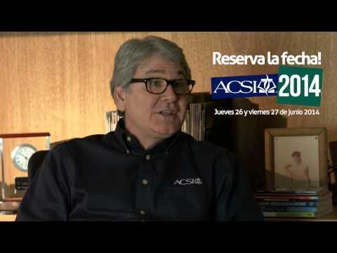 """ACSI 2014 """"Educando para el Reino"""" Invitacion para educadores Cristianos"""