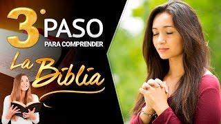Pídale Ayuda a Dios -   PASO PARA COMPRENDER LA BIBLIA