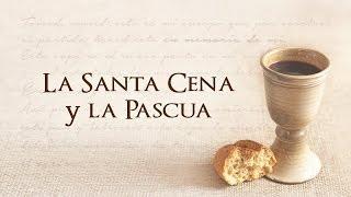 """David Barceló - """"La Santa Cena y la Pascua"""""""