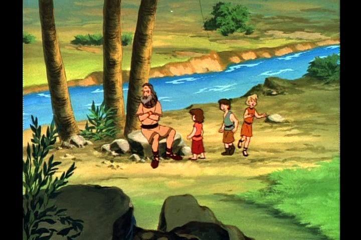 Antiguo Testamento - Abraham e Isaac - Historias biblicas
