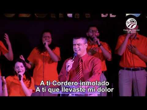Alabanza y adoración -  A Ti Cordero - Julio Marquez