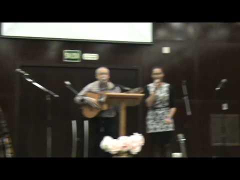 Carlos Y Reme   Alabanza Para La Gloria De Dios    Retiro Iglesia Betania En Punta Unbria 03 04 2015