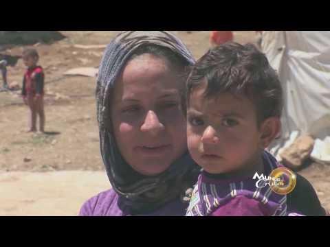 Número de refugiados creyentes va en aumento.